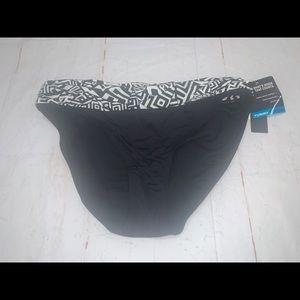 Kenneth Cole Tummy Toner Hipster Bikini Bottom